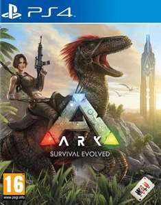 ARK Survival Evolved (PS4/One) voor €34,98 @ Game Mania