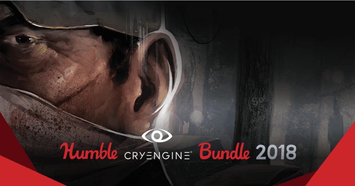 Cry Engine Bundle 2018 vanaf 1 dollar @ Humblebundle