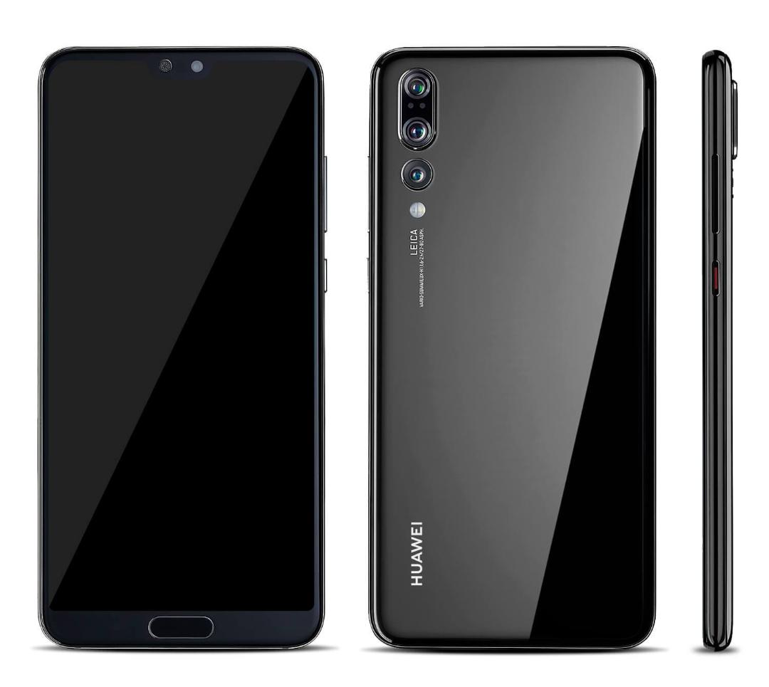Huawei p20 pro voor €768