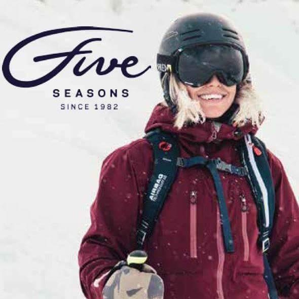 30% korting op Five Seasons kleding!