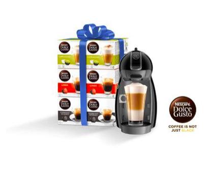 NESCAFÉ Dolce Gusto Piccolo koffiemachine + 6 doosjes NESCAFÉ Dolce Gusto