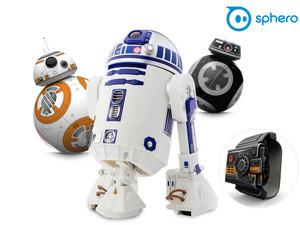 Sphero Bestuurbare Star Wars Droid met optionele Forceband