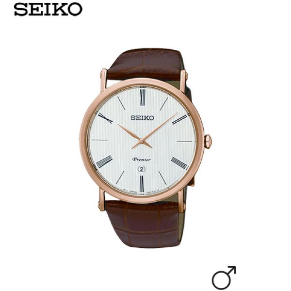 Seiko horloge voor mannen met meer dan 50% korting