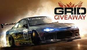 PC game GRID gratis @ GameSessions