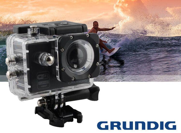 Grundig Action cam 720P PL (€14,95 ex. verz. bij Dealdonkey)