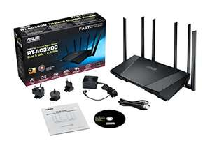 Asus RT-AC3200 Triband Router