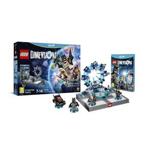 Lego Dimensions Starterpack Xbox 360/PS3/Wii U 14.99 @ Bart Smit/Intertoys