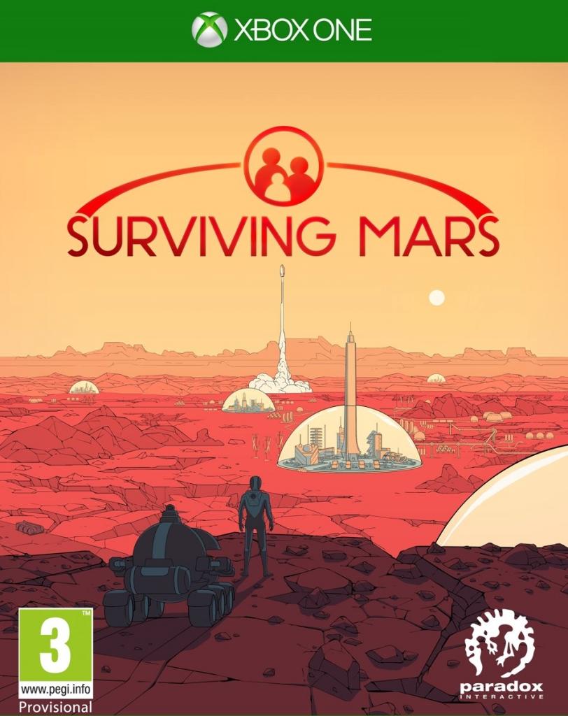 Surviving Mars, Xbox One voor €18 @ Nedgame