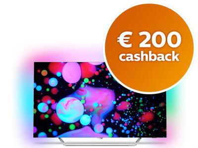 """Philips 55"""" 4K OLED TV (55POS9002/12) voor €1.100 ING Rentepunten"""