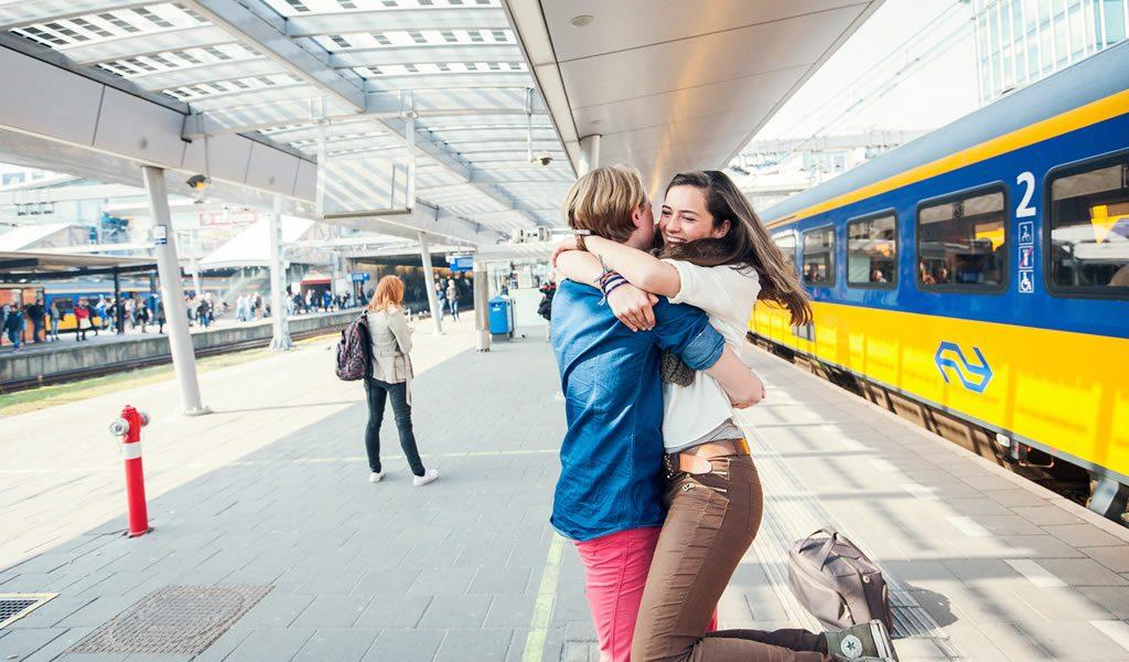 NS enkele reis voor € 12 (te koop per 2) geldig t/m 31-07-2018