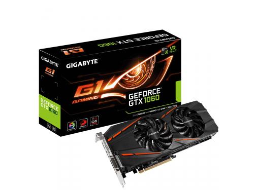 [Prijsfout] Gigabyte Videokaart GeForce GTX 1060 G1 Gaming 6GB