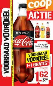 CocaCola 1+1 gratis @Coop