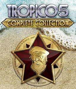 [Steam] Tropico 5: Complete Collection - alle DLC, voor 4,29