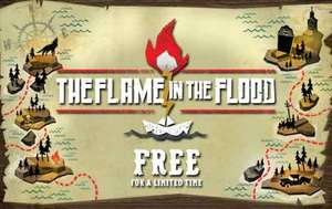 The Flame in the Flood gratis @ Humble Bundle