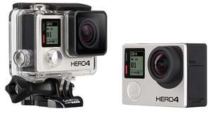GoPro HERO4 Black Edition Zwart