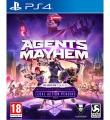 Agents of Mayhem PS4/ONE voor €7,93 @ Coolshop (Budgetgames)