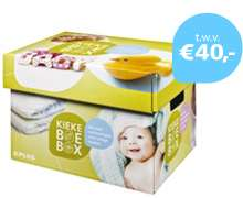 Gratis Kiekeboebox  t.w.v. €40 @ PLUS