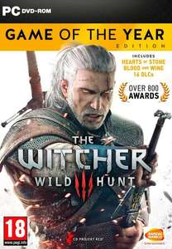 THE WITCHER® 3: WILD HUNT GAME OF THE YEAR EDITION nu tijdelijk €19,99 via Humble Bundle