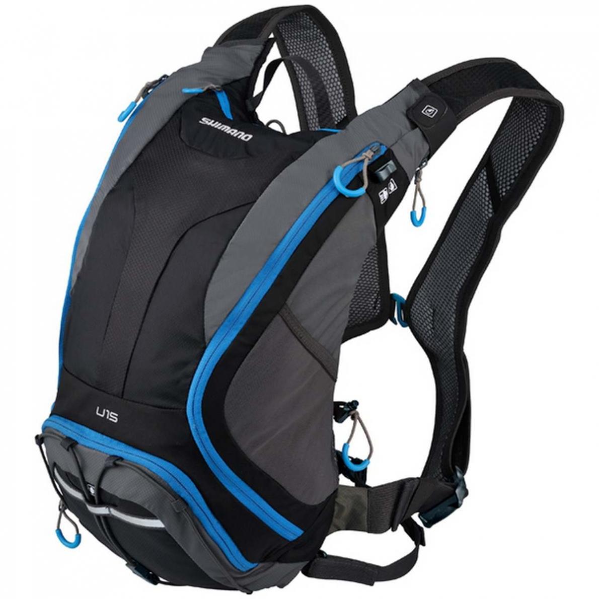 Shimano Unzen 15L backpack met 3L drinkreservoir van €99,95 voor €59,95
