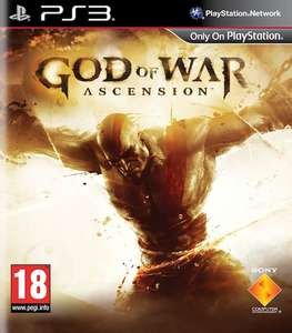 God of War: Ascension (PS3) game voor € 5 @ Dixons