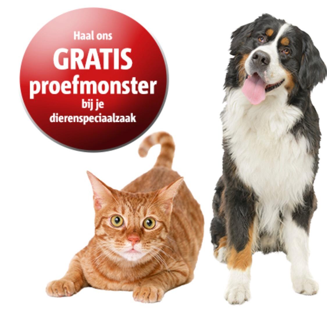 GRATIS Vitakraft snack voor hond of kat (ophalen)