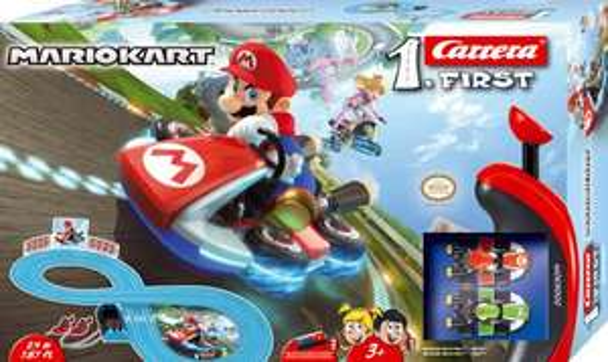 Carrera First Mario Kart racebaan voor €16,98 @ Bol.com