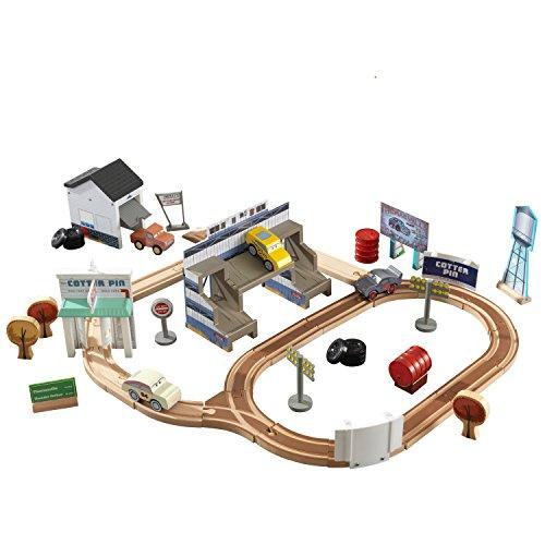 KidKraft Disney Cars 50-delige Thomasville racebaanset voor €30,67 @ Amazon.de