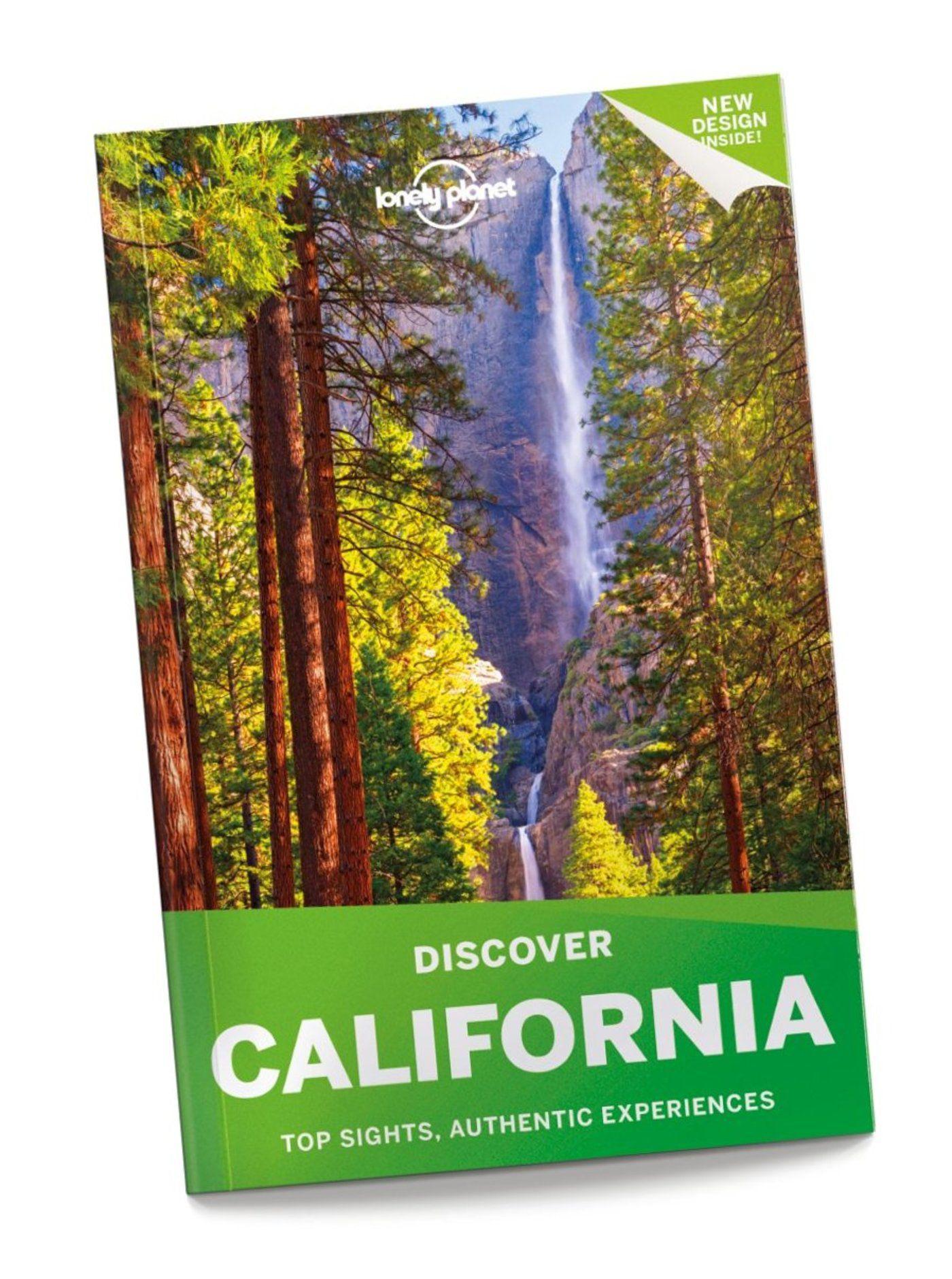 Gratis reisgids eBook Discover California @ Lonely Planet