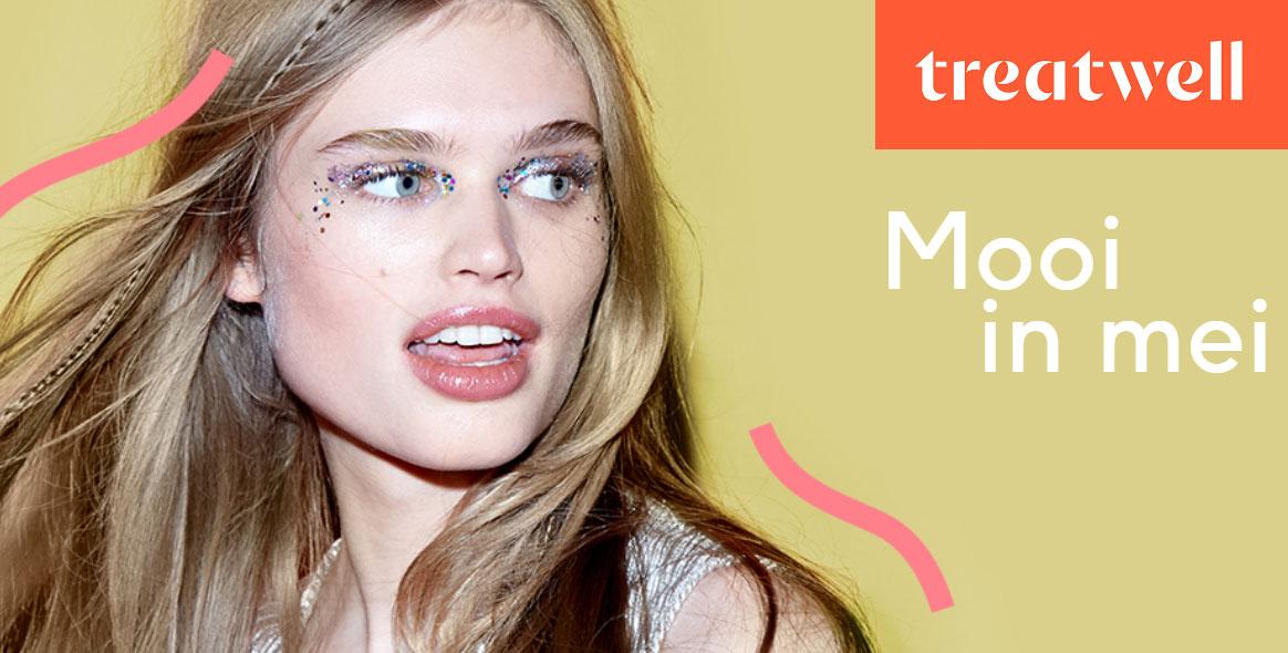 Met code 10% extra korting op salonaanbiedingen (tot -30%) 'Mooi in Mei' @ Treatwell