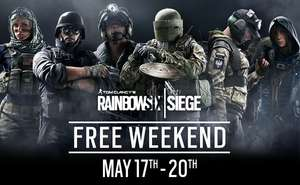 Tom Clancy's Rainbow Six Siege gratis speelbaar van 17 t/m 21 mei