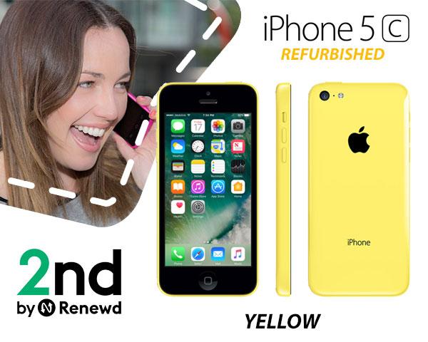 Apple iPhone 5C 16 GB | Refurbished