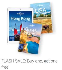 1 + 1 gratis @ Lonely Planet