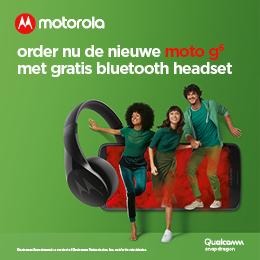 Motorola Moto G6 + gratis bluetooth headset voor €219 @ Coolblue