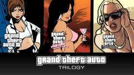 GTA III, VC en SA (trilogie)