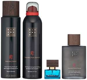 Rutuals The Ritual of Samurai Refreshing Collection set L voor €24,31 @ Amazon.es