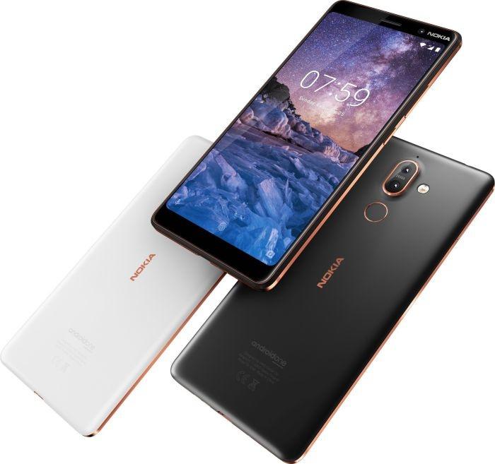 Nokia 7 Plus Zwart (Amazon.it)