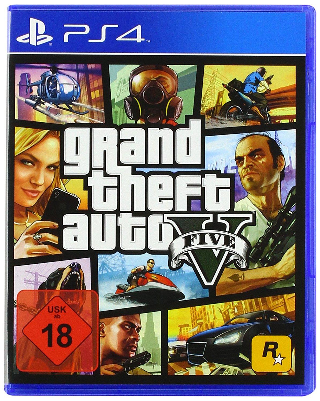 GTA V (PS4) - €24 @ Amazon.de