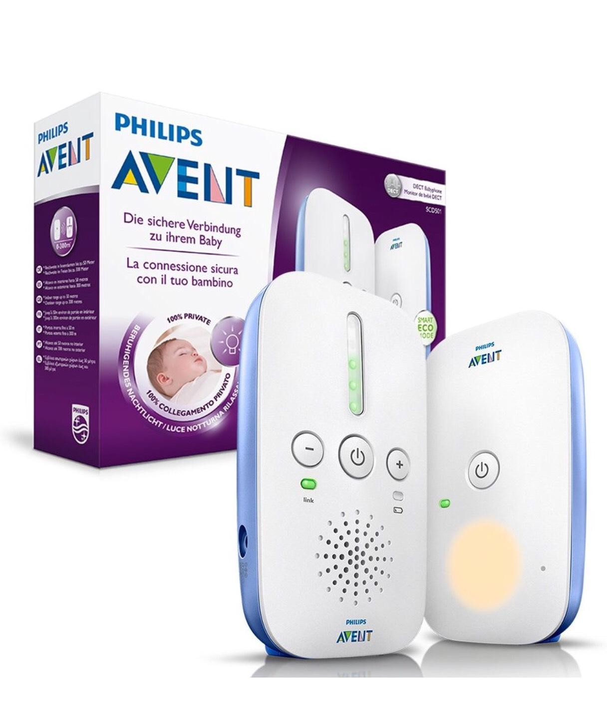 Philips DECT-babyfoon Avent SCD501/00