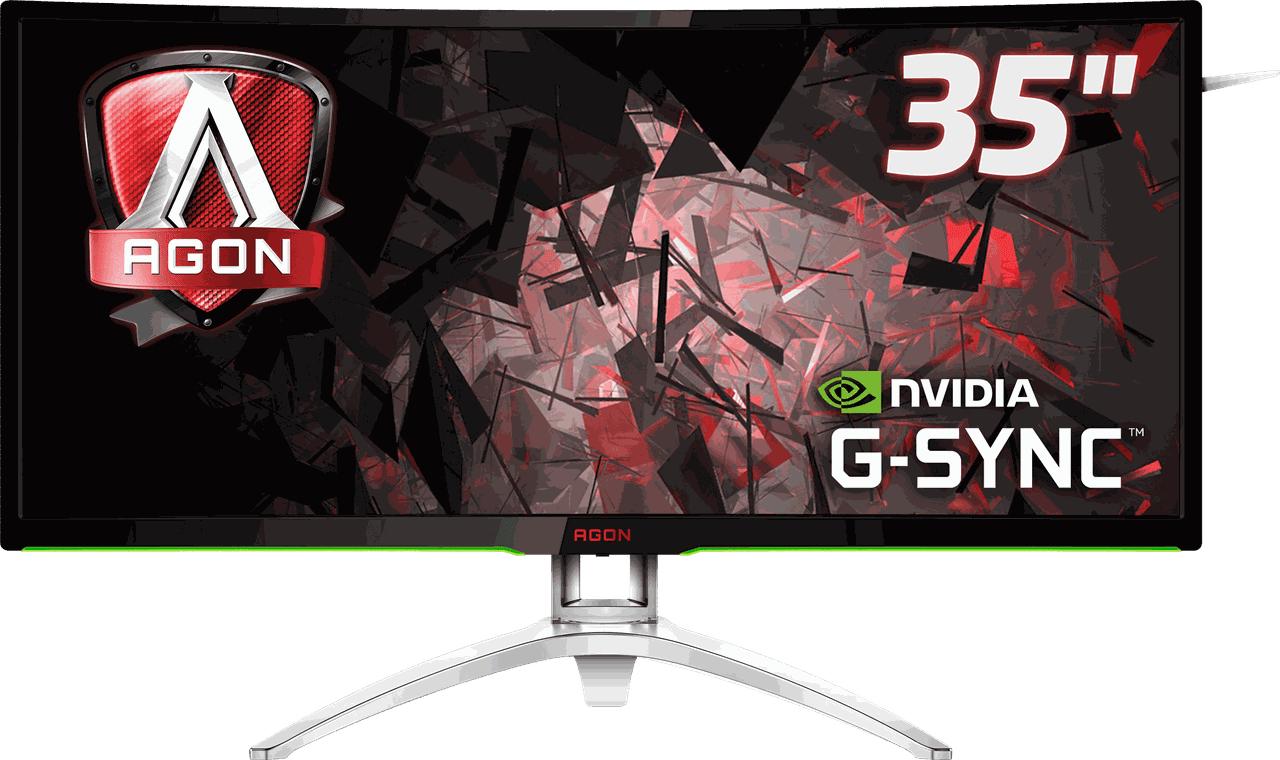 """AOC AGON AG352UCG 35"""" Gaming monitor nu voor €544 bij Informatique"""