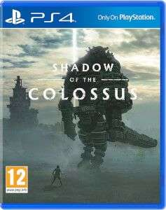 Shadow of the Colossus PS4 nu voor €21,99