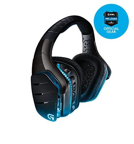 Logitech G933 gaming headset voor €98,65 @ Amazon.de