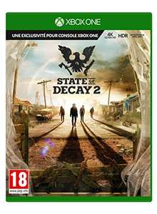 State of Decay 2 - Standard Edition Xbox One voor €23,88 @ Amazon FR