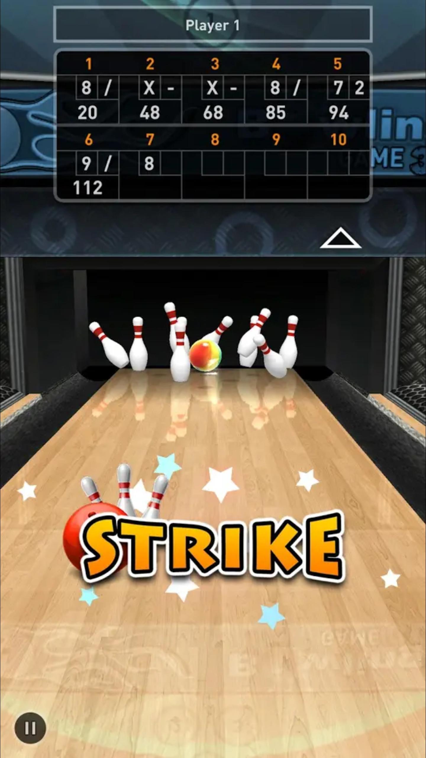 Bowling Game 3D (android) alleen vandaag gratis normaal 2,19 @googleplay