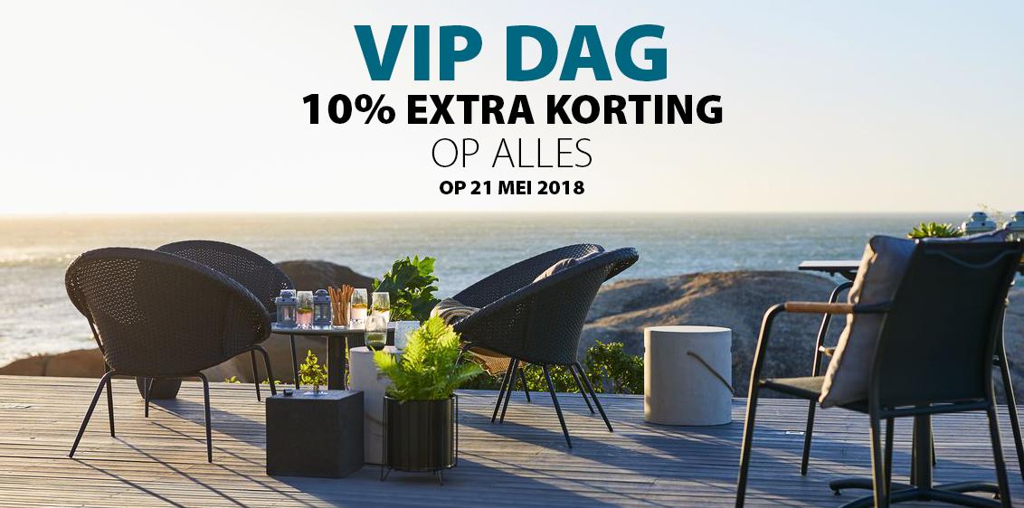 VIP WEEKEND bij Jysk - 10% extra korting!
