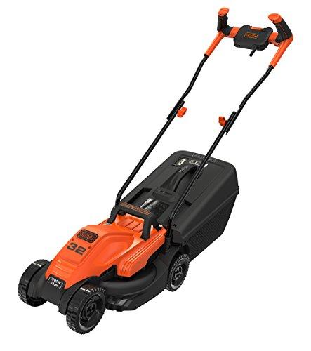 Black+Decker BEMW451BH-QS elektrische grasmaaier voor €55,60 @ Amazon.de