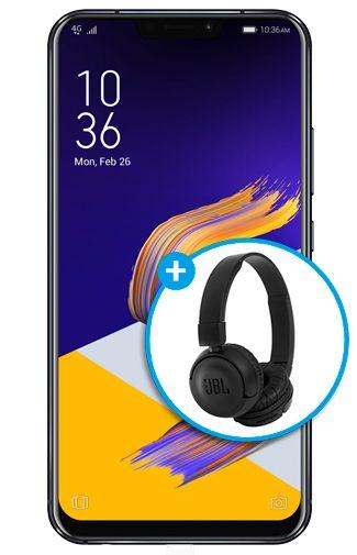 Gratis JBL T460BT buetooth headset bij aanschaf Asus ZenFone 5 (ZE620KL)