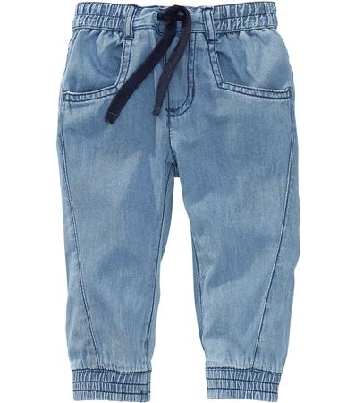 2 Baby spijkerbroeken voor € 4,50 @ Hema