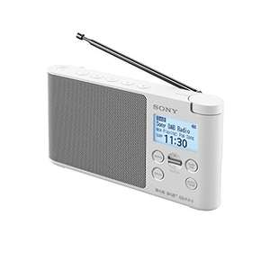 Sony XDR-S41D Wit - DAB+ Radio @amazon.de