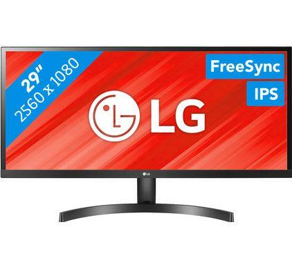 Lg 29wk500 Ultrawide monitor nieuw model Freesync 75hz