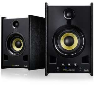 Hercules XPS 2.0 80 DJ Monitor Speakers voor €76,95 @ Multimedia Center